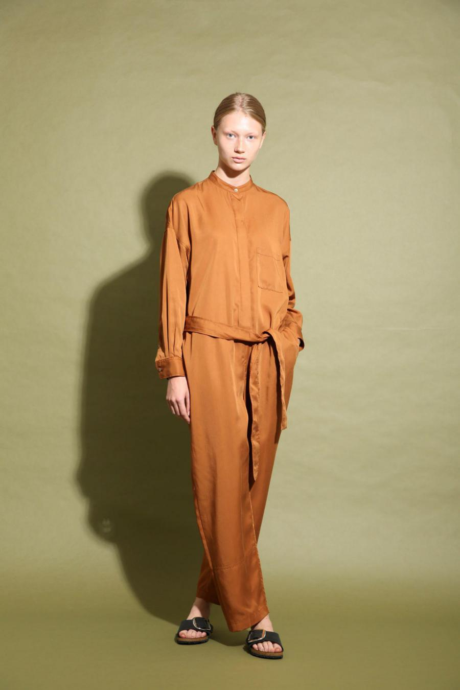 TENCEL TWILL JUMPSUIT