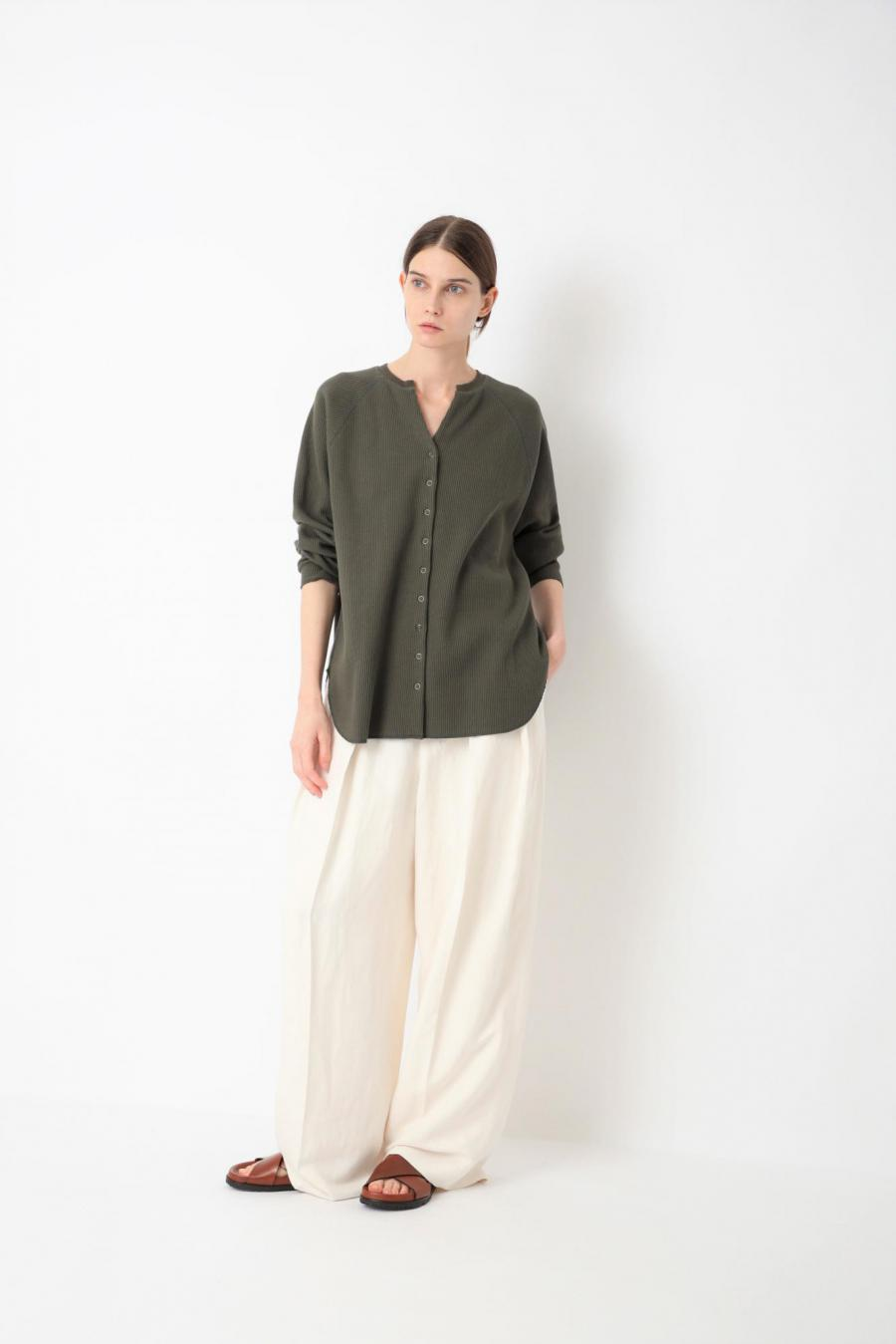 TRIACE LINEN OX PANTS