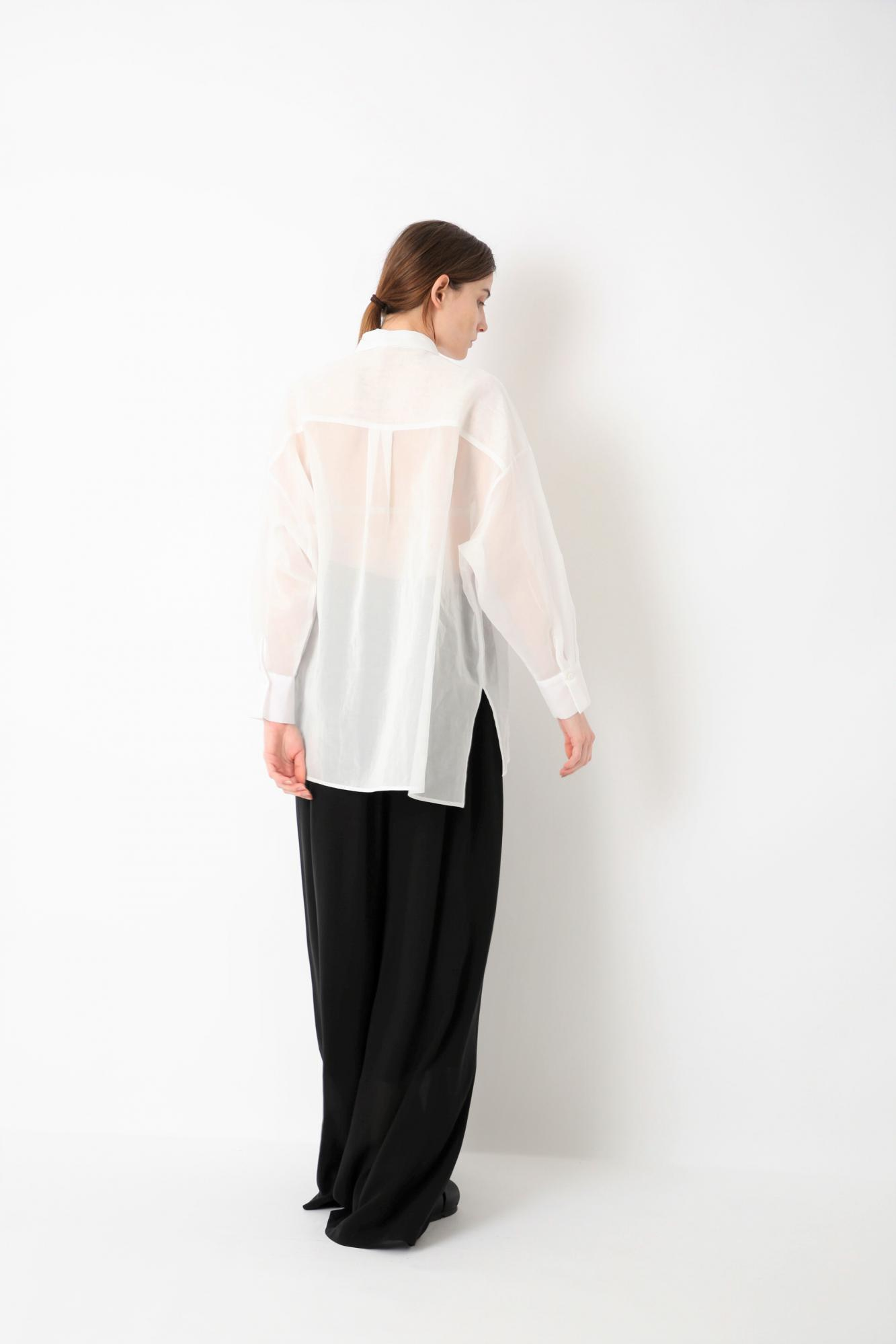 GASS VOILE ORGANDY TOP